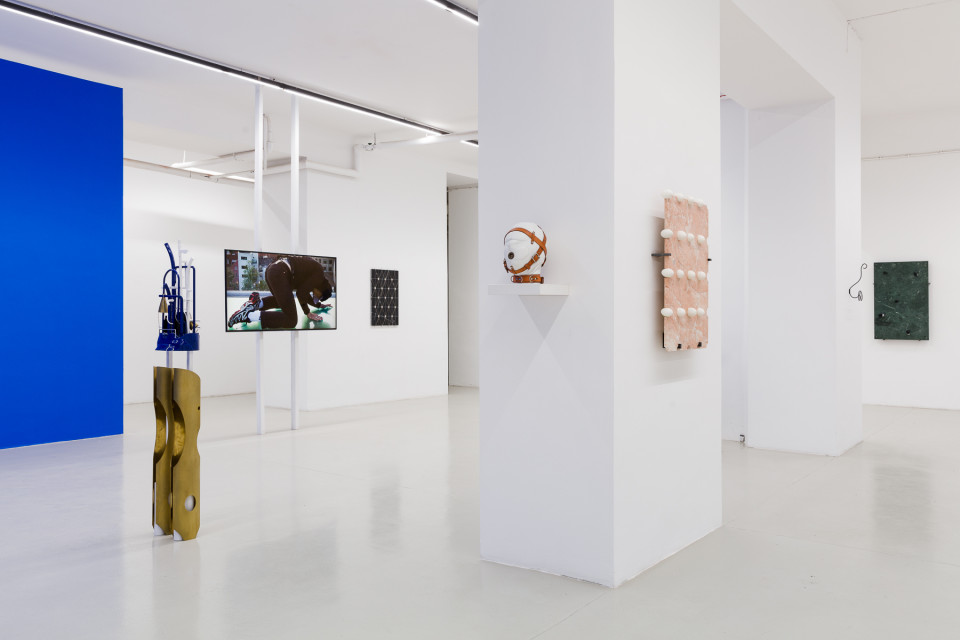 George Henry Longly Installation View IV: BENTHOS, 2019