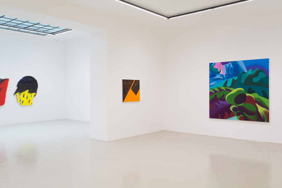 Delphine Hennelly, Kathryn Kerr, Leigh Ruple, Nathalie Shepherd & Faye Wei Wei Installation View III, The Picture Is A Forest, 2019