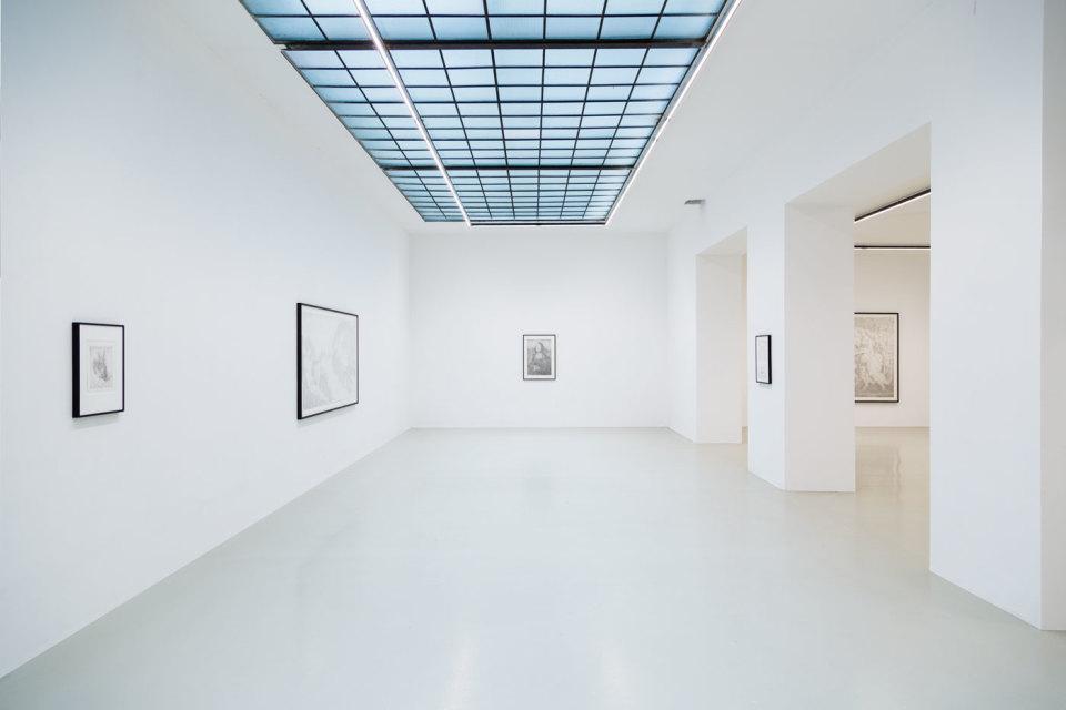 Maximilian Prüfer Installation View I, TIER, 2019