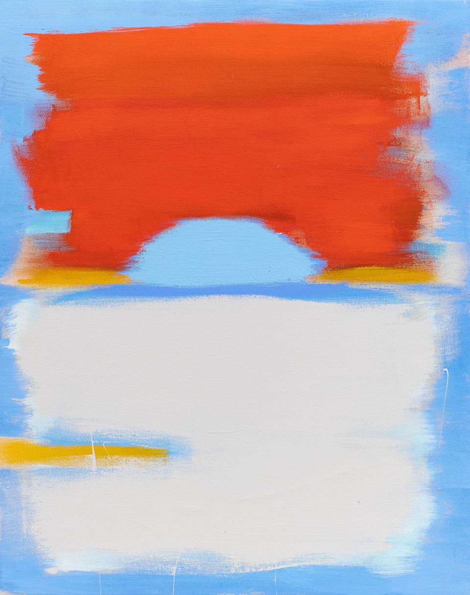 Grear Patterson Genae, 2018 Oil on Canvas 120 x 95 cm 47.5 x 37.5 in