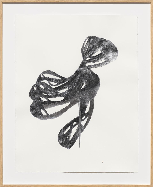 Frauke Dannert Hahn, 2018 Paper Collage 65 x 50 cm 25 5/8 x 19 3/4 in
