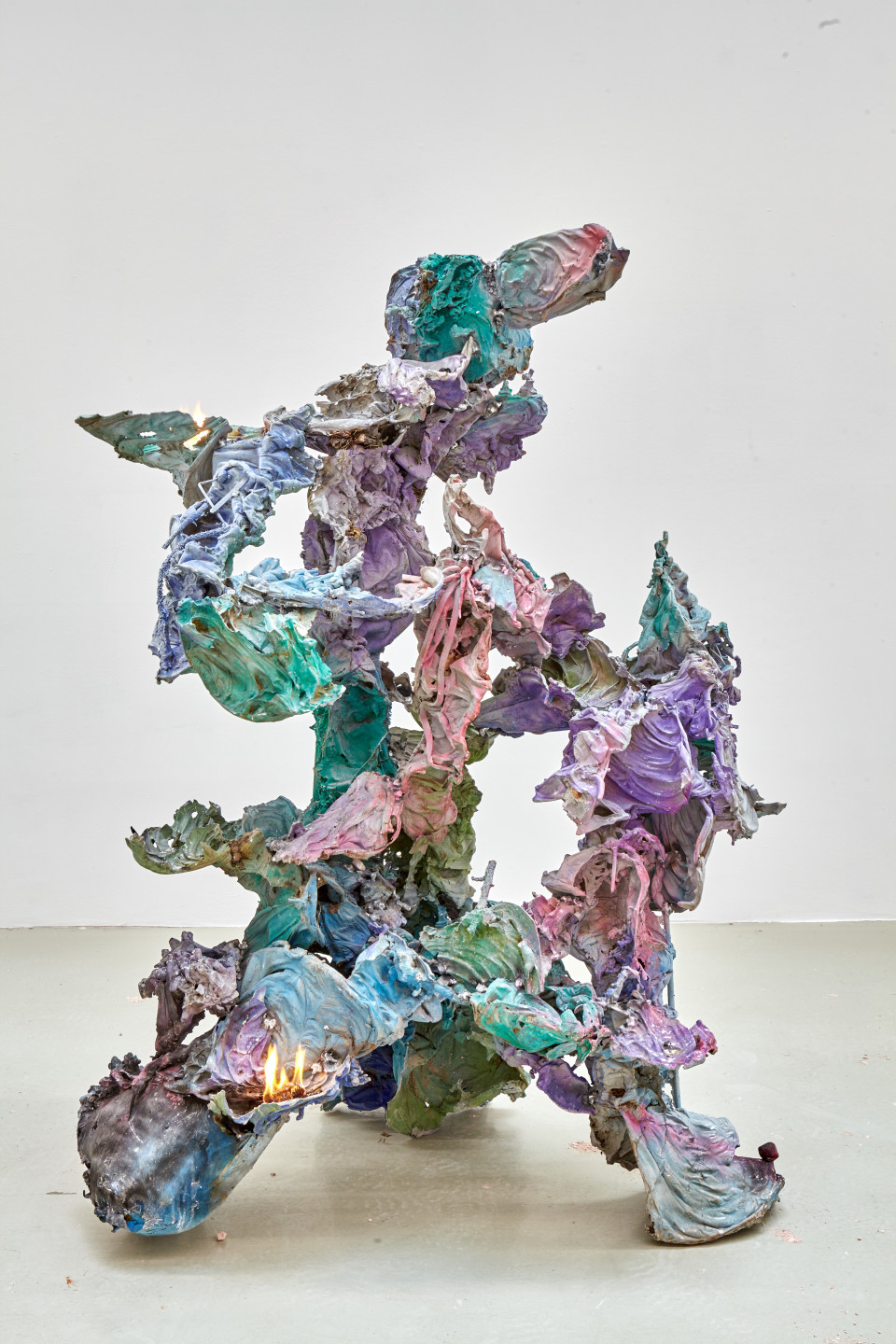 Karl Karner Affus, 2019 Aluminium Height 179 cm