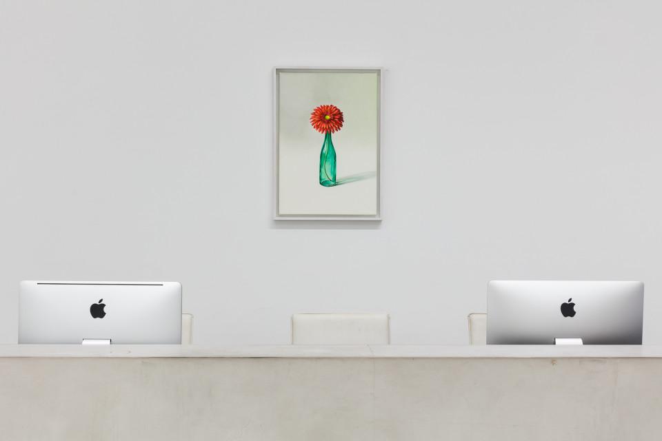 Alina Kunitsyna Installation View II: Helium ecstasy, 2019