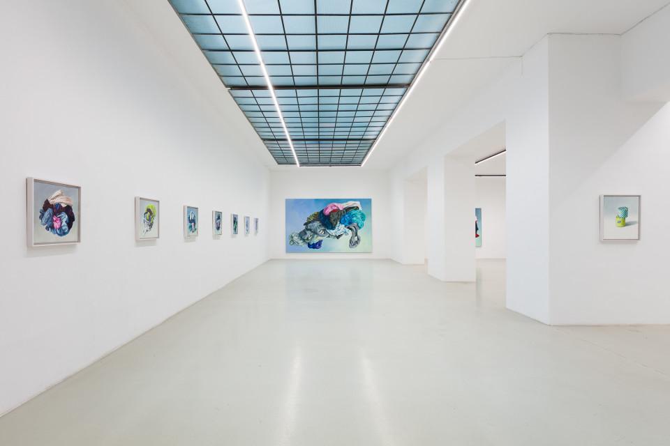Alina Kunitsyna Installation View VI: Helium ecstasy, 2019