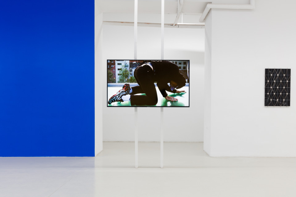 George Henry Longly Installation View VI: BENTHOS, 2019