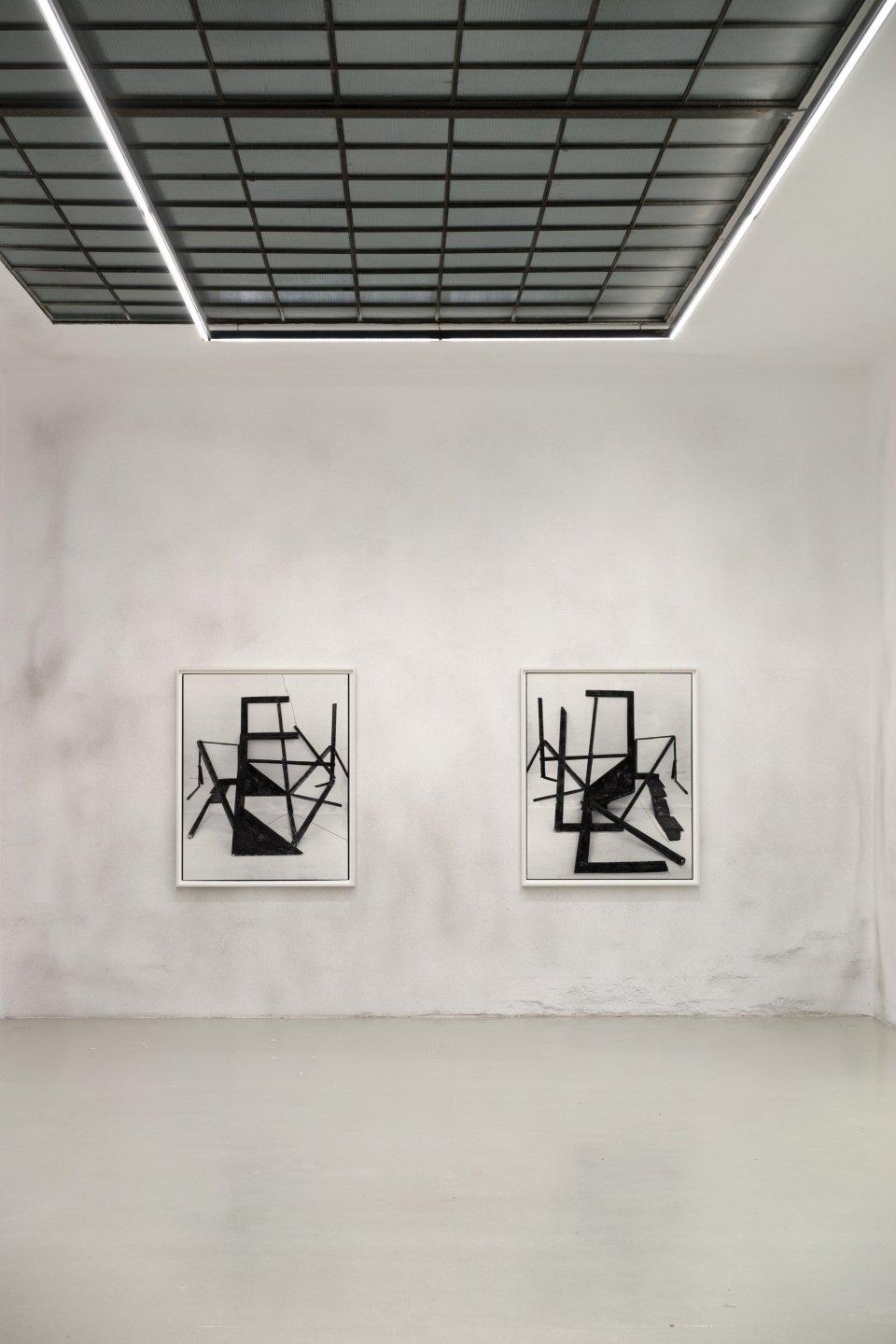 Rodrigo Valenzuela, Installation view