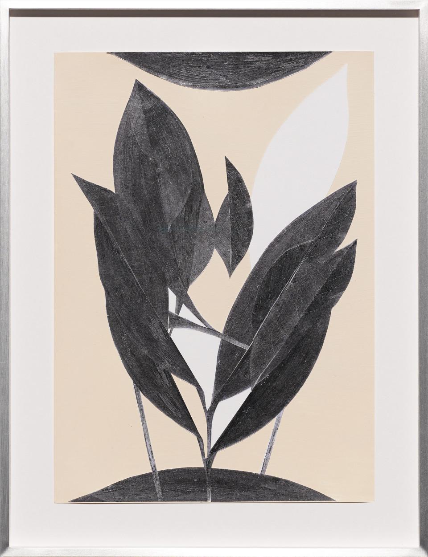 Frauke Dannert  Patio, 2018  Paper Collage  29 x 21 cm 11 3/8 x 8 1/4 in