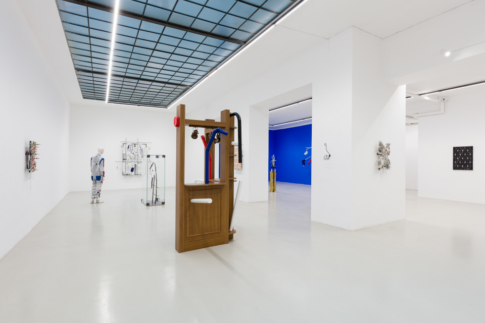 George Henry Longly Installation View I: BENTHOS, 2019