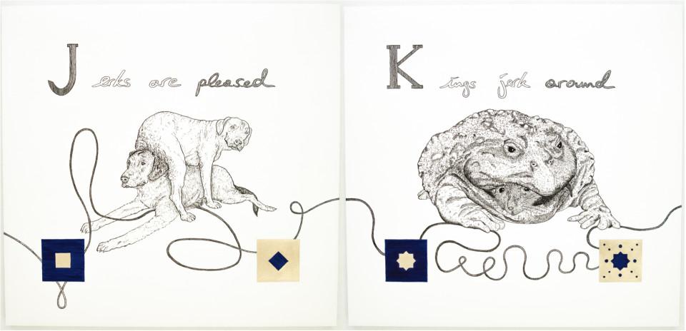Markus Redl, Ariadnes ABC - J, K, 2015