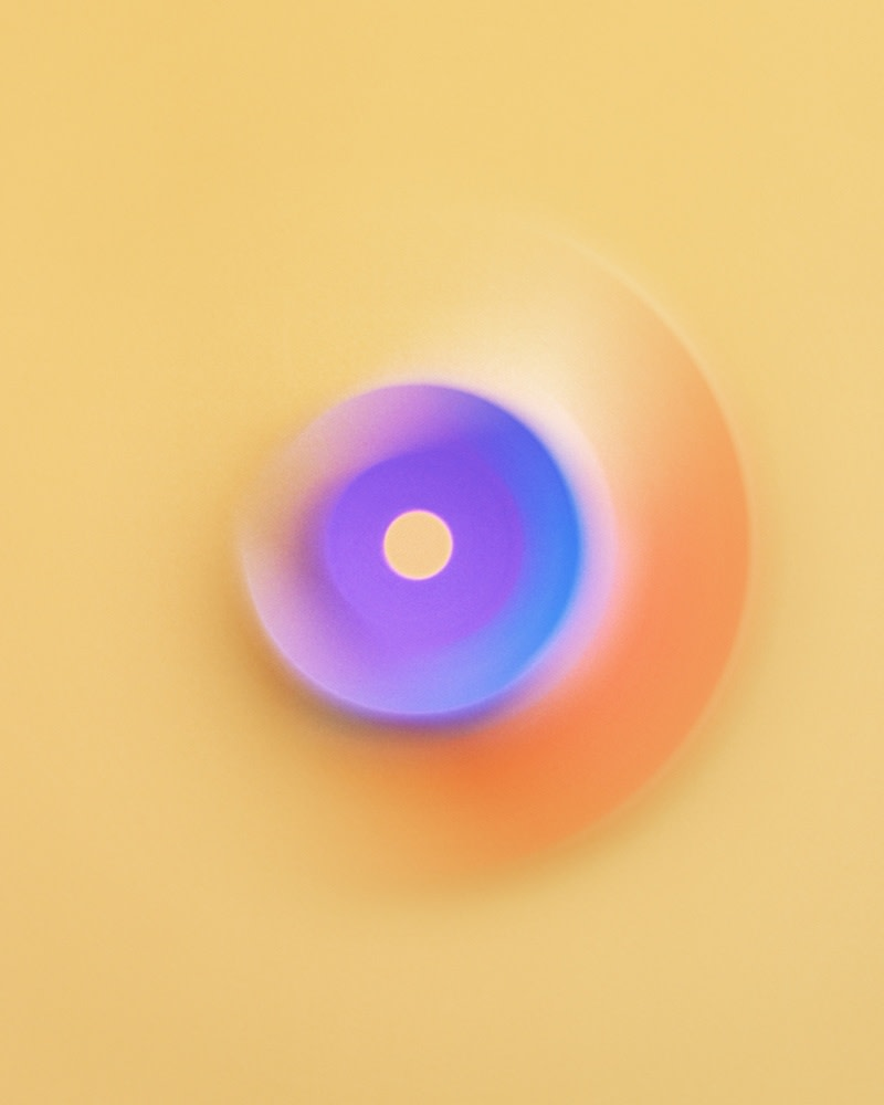 Image: Jessica Eaton  Etel 01 (Etel Adnan, Untitled, 2010), 2016  signed, titled, dated and numbered verso  archival pigment print  25 x 20 inches  edition of 5 plus 2 artist's proofs