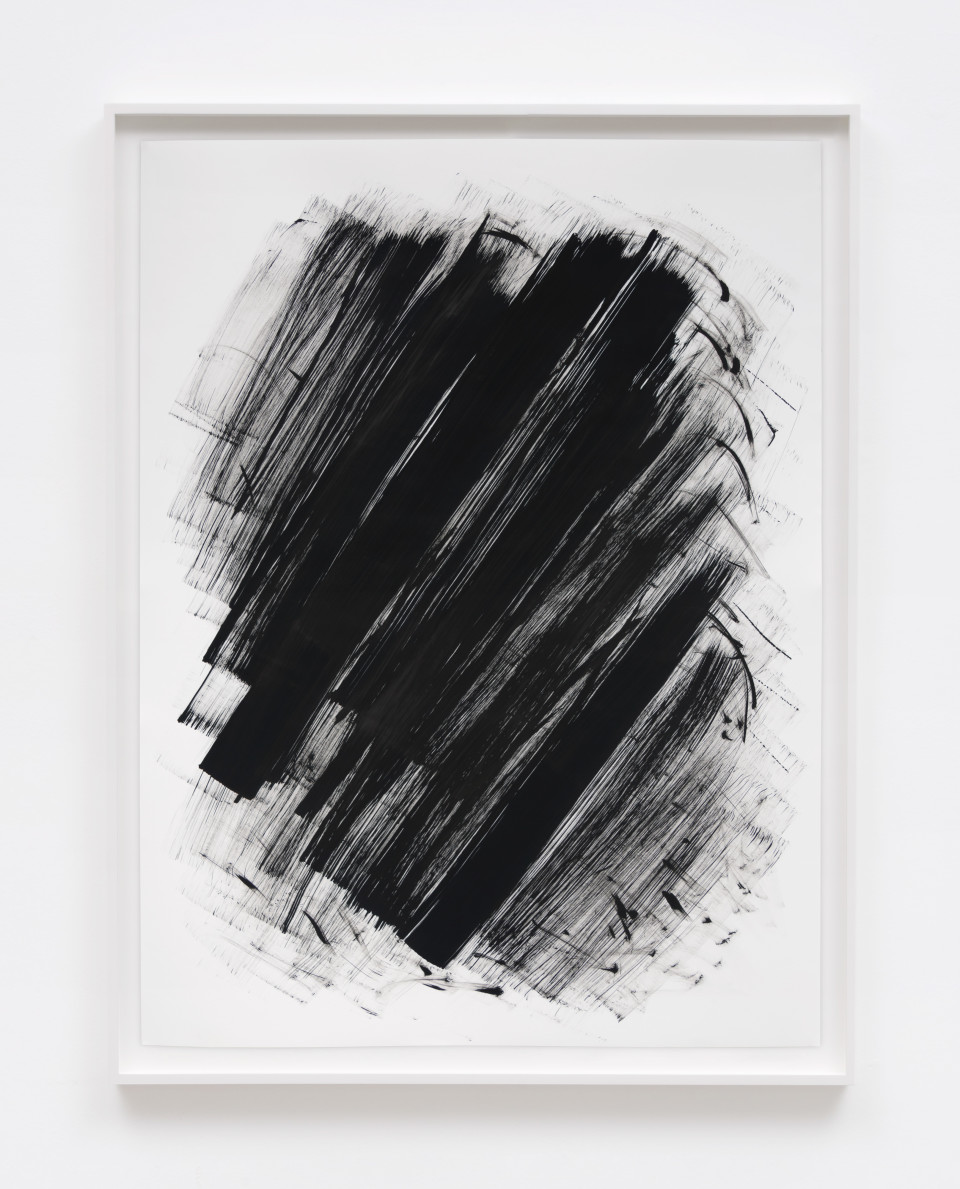 Image: Phil Chang  Replacement Ink for Epson Printers (Matte Black 324309) on Hahnemühle Photo Matt Fibre, 2017  signed and dated verso  unique archival pigment print  47 x 36 inches
