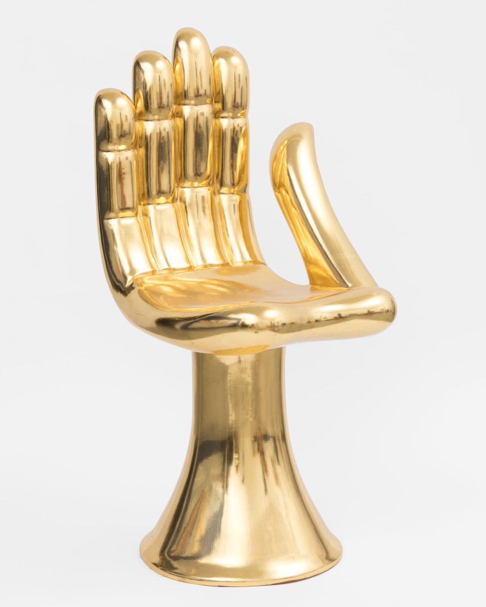 Pedro Friedeberg - Akhenaton's hand