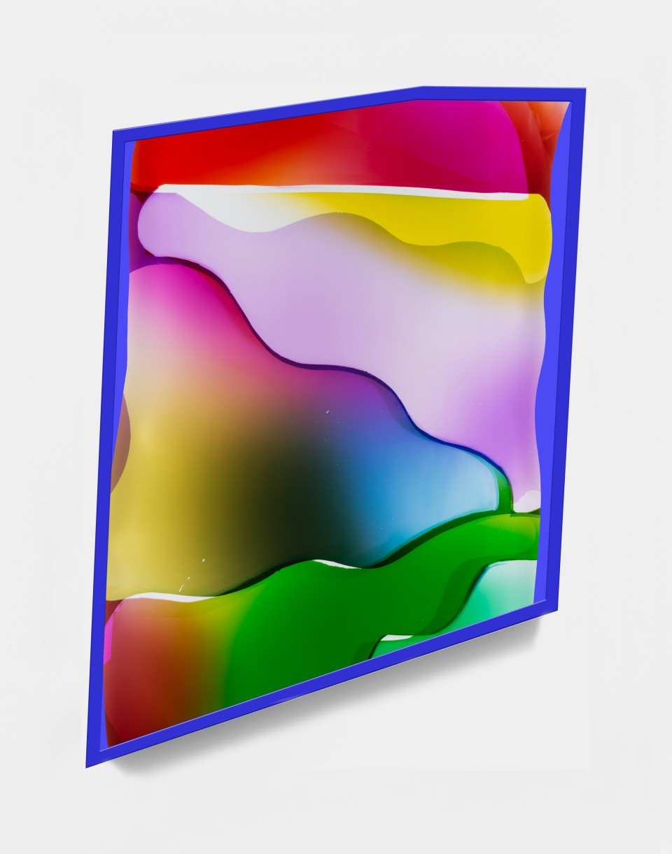 Image: Mariah Robertson  160, 2020  unique chromogenic print  46 x 34 inches (116.8 x 86.4 cm) (approx)