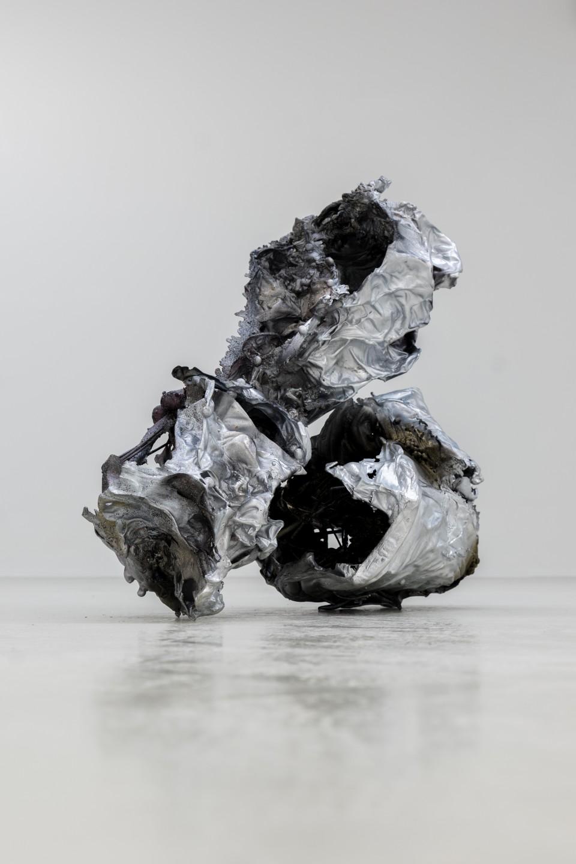 Kastanie, 2016  Aluminium  62 x 59 x 36 cm 24 3/8 x 23 1/4 x 14 1/8 in
