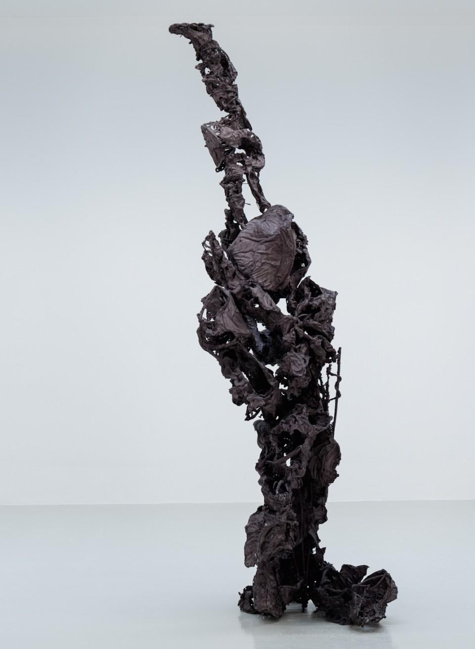 BELZU, 2016  Aluminium  height 315 cm height 124 1/8 in