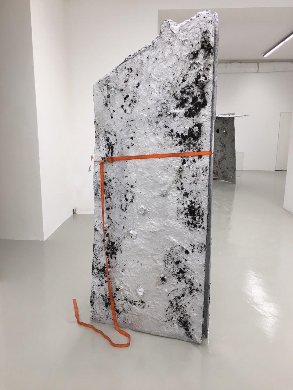 Höllentor RK, 2016  Aluminium  90 x 220 x 64 cm 35 3/8 x 86 5/8 x 25 1/4 in
