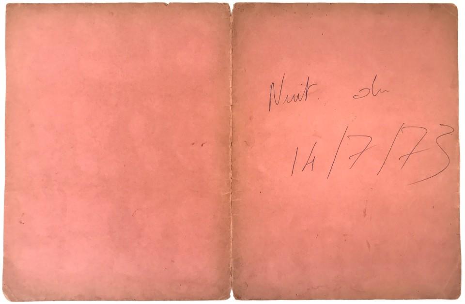 Image: Malick Sidibé, Nuit du 14/7/73, 1973 (cover)