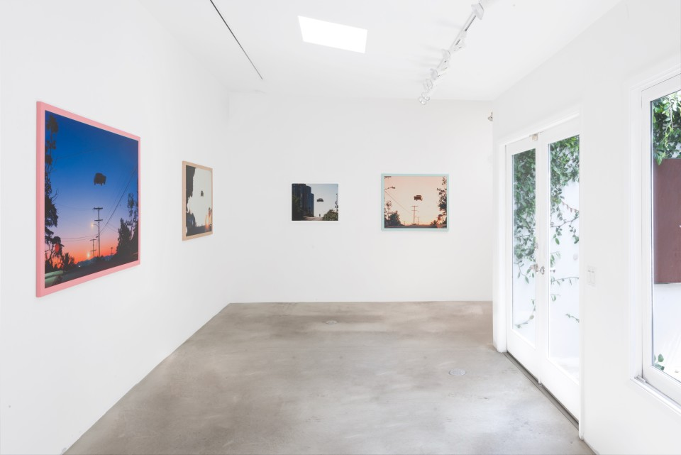 Image: Matthew Porter: Skyline Vista installation view