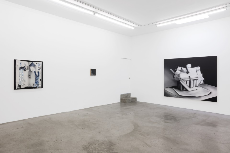Image: Installation view of Kara Joslyn: Tragic Kingdom at M+B, Los Angeles