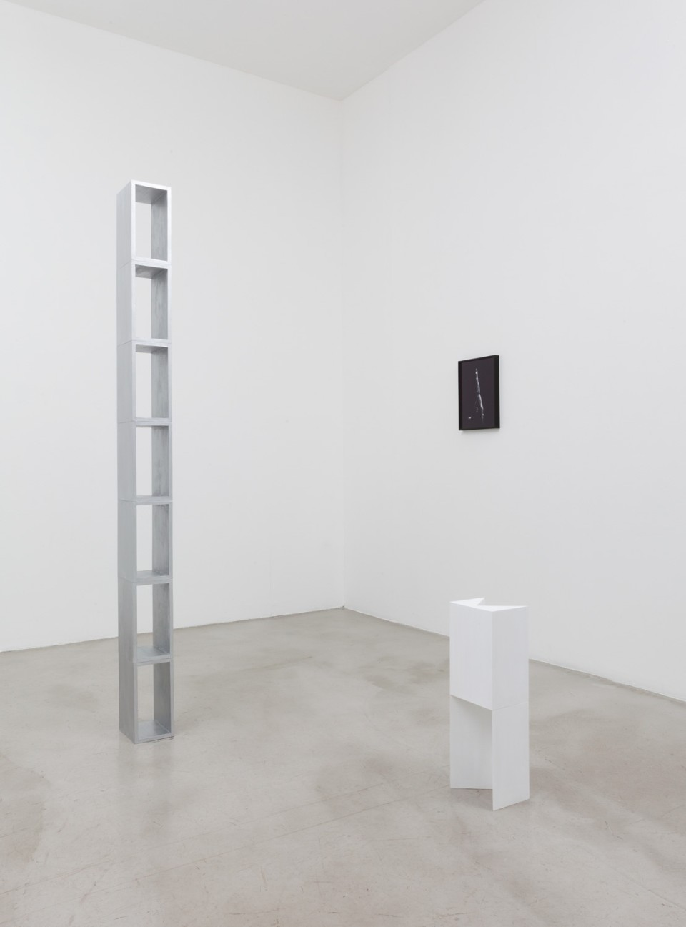Image: Photography Sculpture Figure, curated by Matthew Dipple