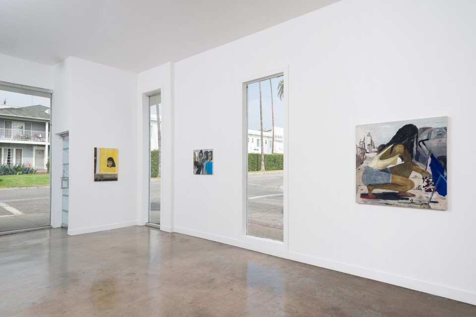 Image: Installation view of Aubrey Levinthal: The Breakers at M+B Doheny, September 18 - October 16, 2021