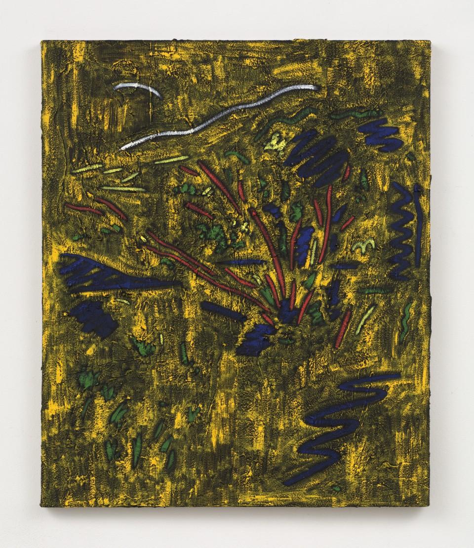 Image: Ryan Nord Kitchen  Kansas, 2020  oil on linen  24 x 21 inches (61 x 53.3 cm)  (RNK.20.008.24)