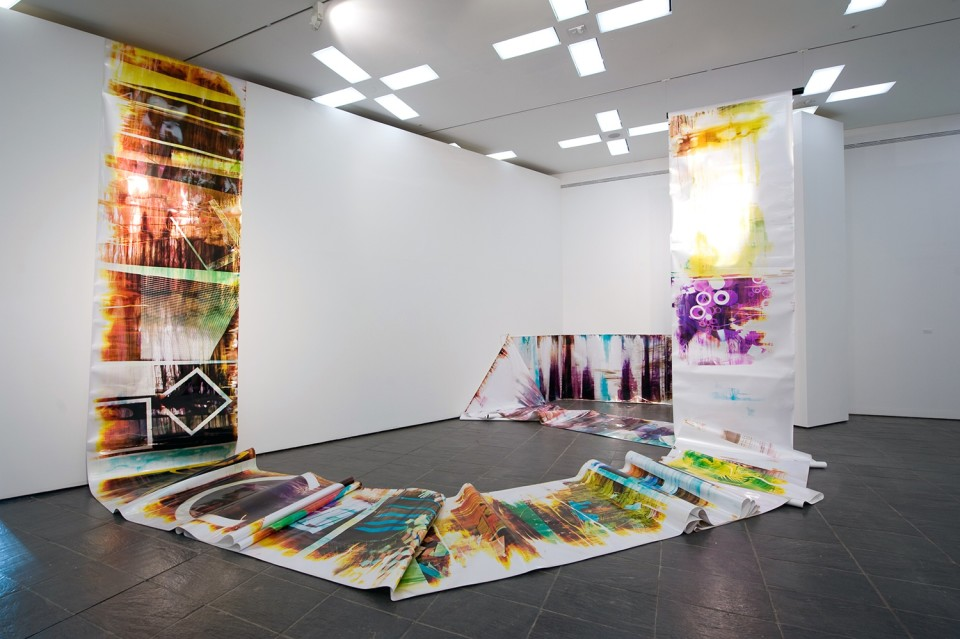 Image: Mariah Robertson • BALTIC Centre for Contemporary Art, UK • June 25 - October 30, 2011