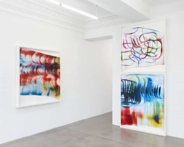 Image: Two-person exhibition with Jennie Jieun Lee • 11r, New York, NY • January 10 - February 7, 2016