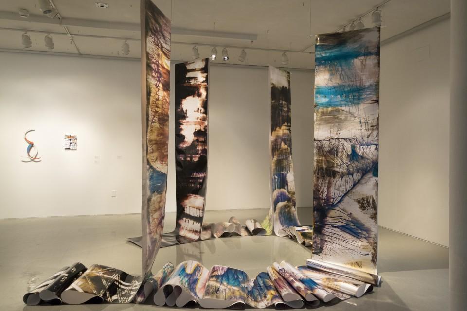 Image: Contra Group Show • Fine Art Center Gallery at the University of Arkansas • November 6 - December 10, 2017