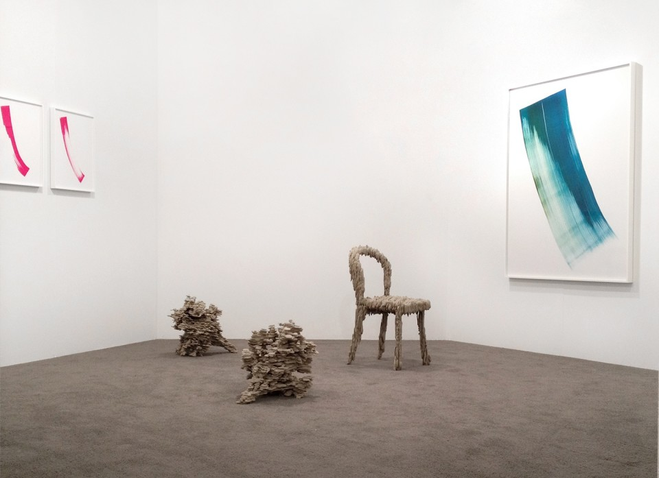 Image: Two person presentation with Dwyer Kilcollin • NADA Miami, Booth 2.77 • December 4 - 7, 2014