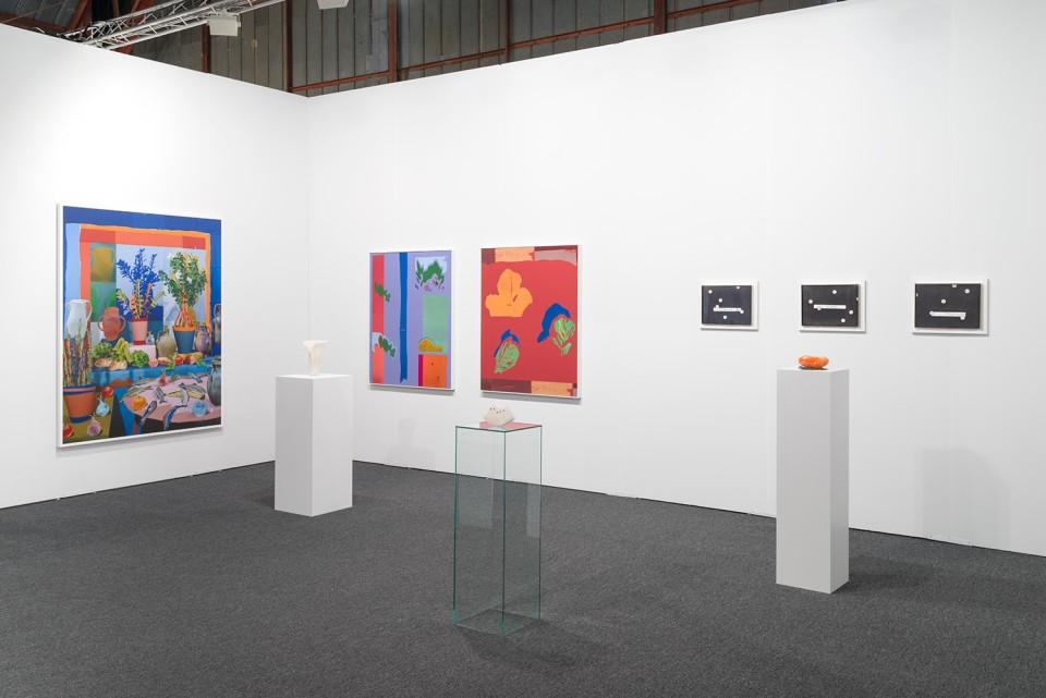 Image: Art Los Angeles Contemporary 2017 • Daniel Gordon, Nevine Mahmoud and Jesse Stecklow • January 26 - 29, 2017