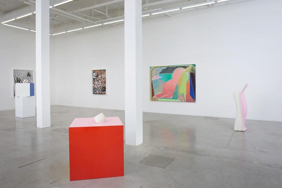 Image: An Uncanny Order • Jessica Silverman Gallery, San Francisco • November 4 - December 21, 2016