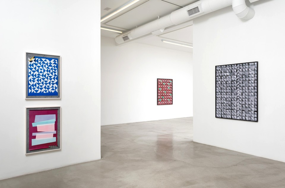 Image: Hannah Whitaker: cold wave • M+B, los angeles • March 15 – April 26, 2014