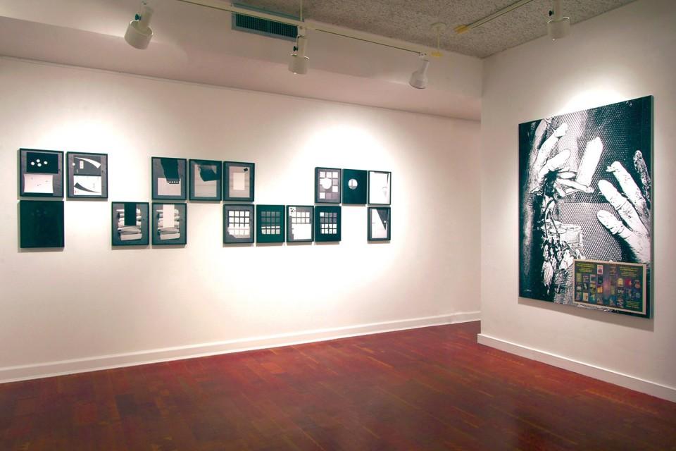 Image: Altarations: Built, Blended, Processed • Ritter Art Gallery, Florida Atlantic University, Boca Raton • January 16 - February 28, 2015