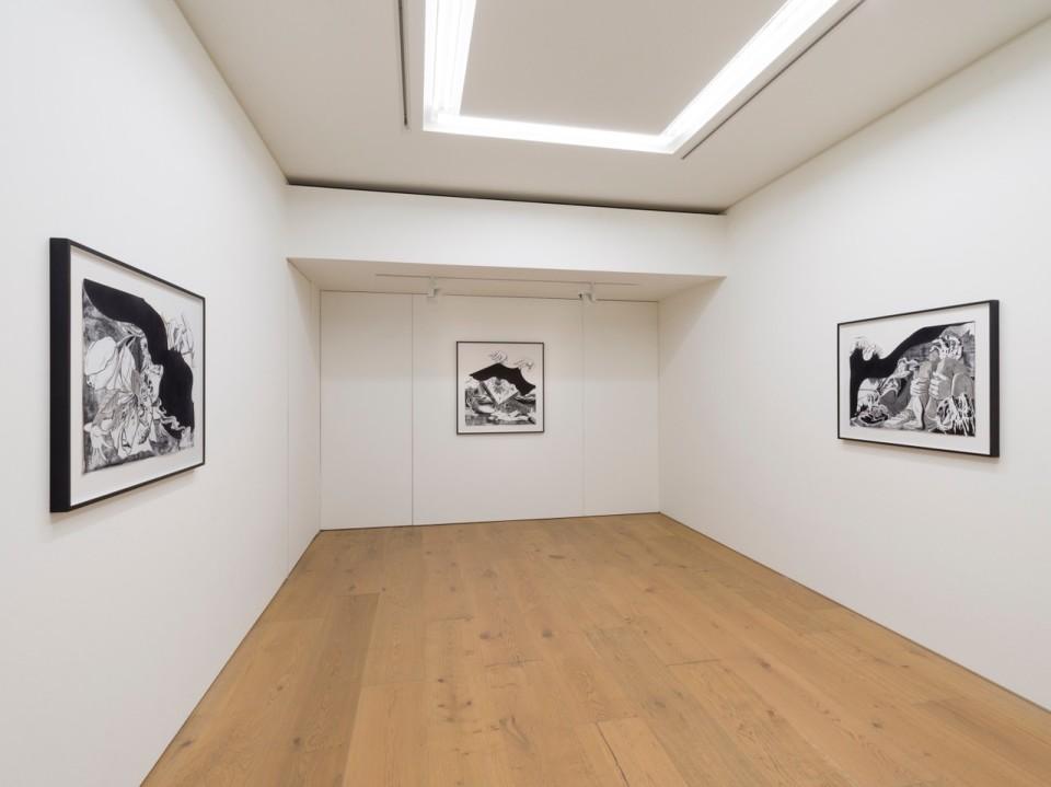 Image: Bitter Nest • Perrotin Gallery • June 15 - July 17, 2021