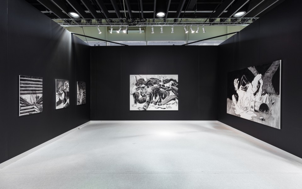 Image: The Armory Show • Curated by Jamillah James • March 5 - 8, 2020