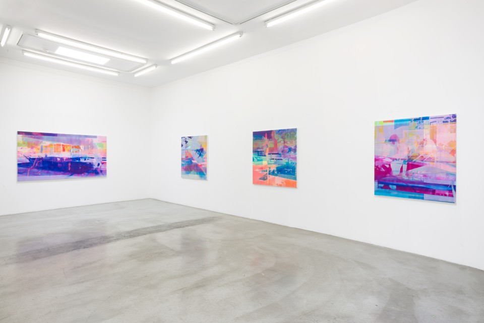 Image: Zoe Walsh: I came to watch the morning rise • M+B, Los Angeles • June 26 - July 18, 2020