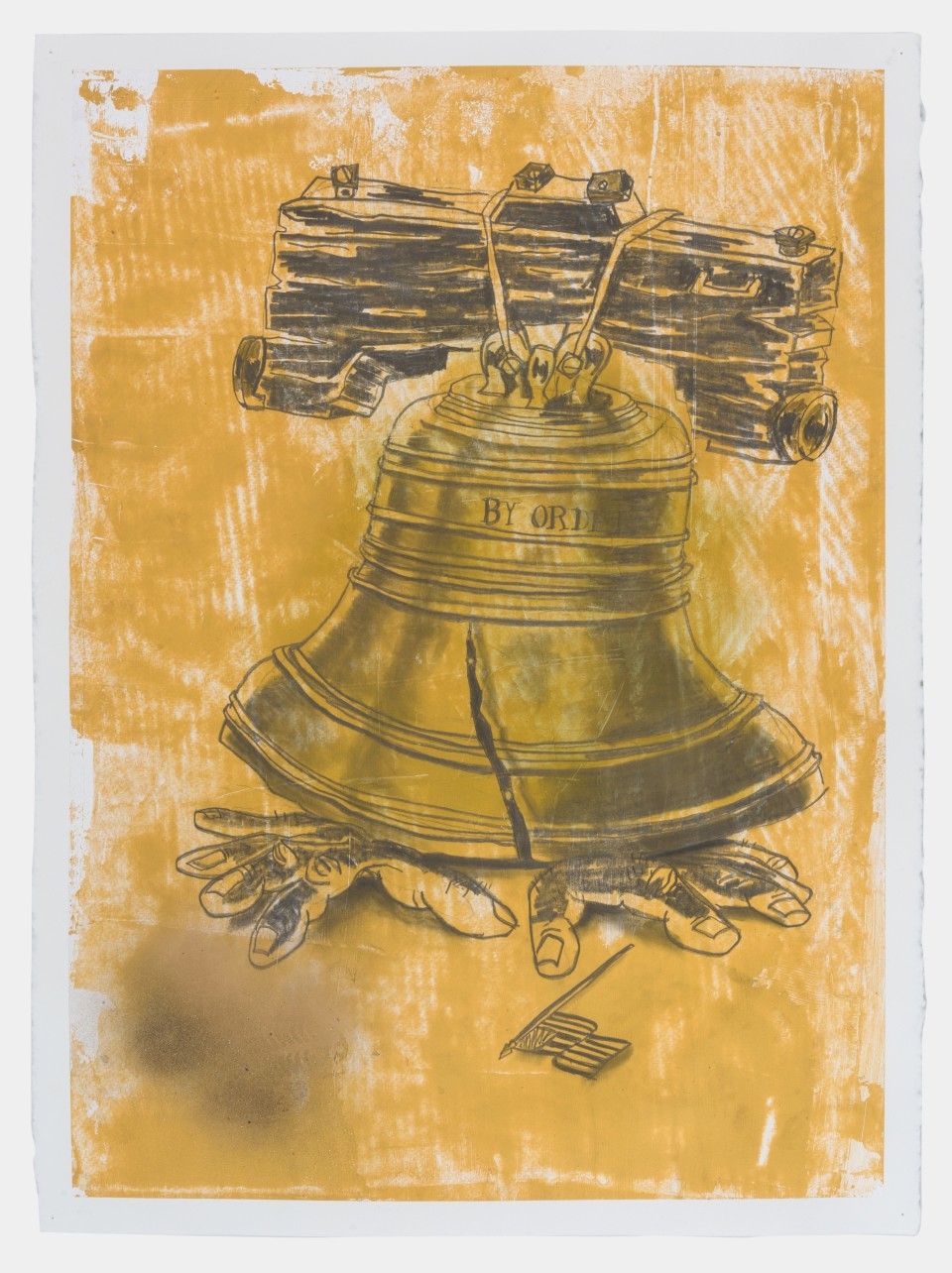 Image: Pat Phillips • Untitled (Works on Paper) • May 15 - June 19, 2021 Opening reception May 15 from 12 - 6pm