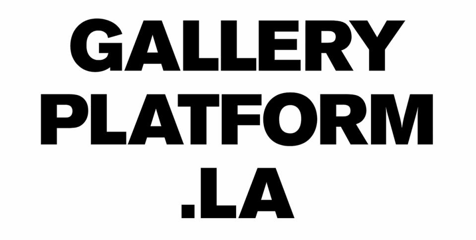 Image: GalleryPlatform.LA