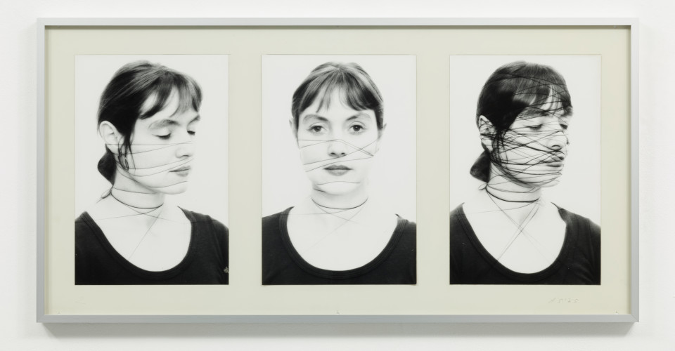 WOMEN LOOK AT WOMEN  Inaugural Exhibition  15 February - 31 March 2018  Annegret SOLTAU Selbst II, 1-12 (Self II, 1-12), 1975