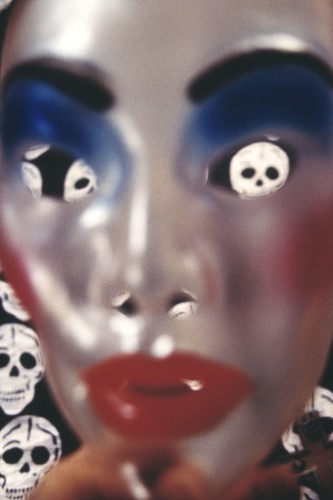 <div class=&#34;artist&#34;><strong>Jo SPENCE</strong></div> 1934 - 1992 <div class=&#34;title&#34;><em>The Final Project [Mask 1]</em>, 1991 - 1992</div> <div class=&#34;signed_and_dated&#34;>Collaboration with Terry Dennett</div> <div class=&#34;medium&#34;>Digital print from 35mm transparency</div> <div class=&#34;dimensions&#34;>88 x 59 cm</div> <div class=&#34;edition_details&#34;>Edition of 2 plus 1 Estate Copy</div>