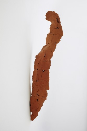 <div class=&#34;artist&#34;><strong>Nicholas POPE</strong></div> 1949- <div class=&#34;title&#34;><em>A Small Wall Terracotta</em>, 1977</div> <div class=&#34;medium&#34;>Fired clay</div> <div class=&#34;dimensions&#34;>55 x 9 cm</div>