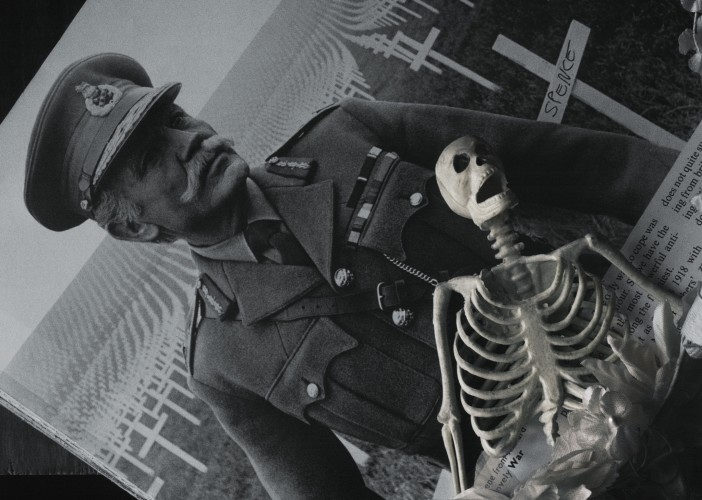 <div class=&#34;artist&#34;><strong>Jo SPENCE</strong></div> 1934 - 1992 <div class=&#34;title&#34;><em>The Final Project [Small skeleton 7]</em>, 1991 - 1992</div> <div class=&#34;signed_and_dated&#34;>Collaboration with Terry Dennett</div> <div class=&#34;medium&#34;>Digital print from medium format negative</div> <div class=&#34;dimensions&#34;>56 x 78 cm</div> <div class=&#34;edition_details&#34;>Edition of 2 plus 1 Estate Copy</div>