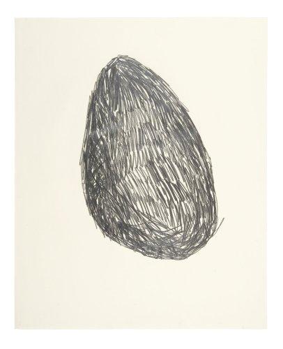 <div class=&#34;artist&#34;><strong>Nicholas POPE</strong></div> 1949- <div class=&#34;title&#34;><em>Untitled (Drawing for Lump of Chalk)</em>, 1979</div> <div class=&#34;medium&#34;>Crayon on paper</div> <div class=&#34;dimensions&#34;>62.5 x 51 cm</div>