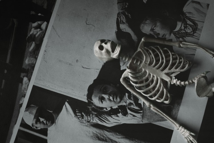 <div class=&#34;artist&#34;><strong>Jo SPENCE</strong></div> 1934 - 1992 <div class=&#34;title&#34;><em>The Final Project [Small skeleton 2]</em>, 1991 - 1992</div> <div class=&#34;signed_and_dated&#34;>Collaboration with Terry Dennett</div> <div class=&#34;medium&#34;>Digital print from medium format negative</div> <div class=&#34;dimensions&#34;>39 x 60 cm</div> <div class=&#34;edition_details&#34;>Edition of 2 plus 1 Estate Copy</div>