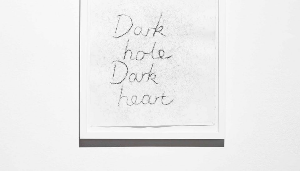 Dark hole dark heart