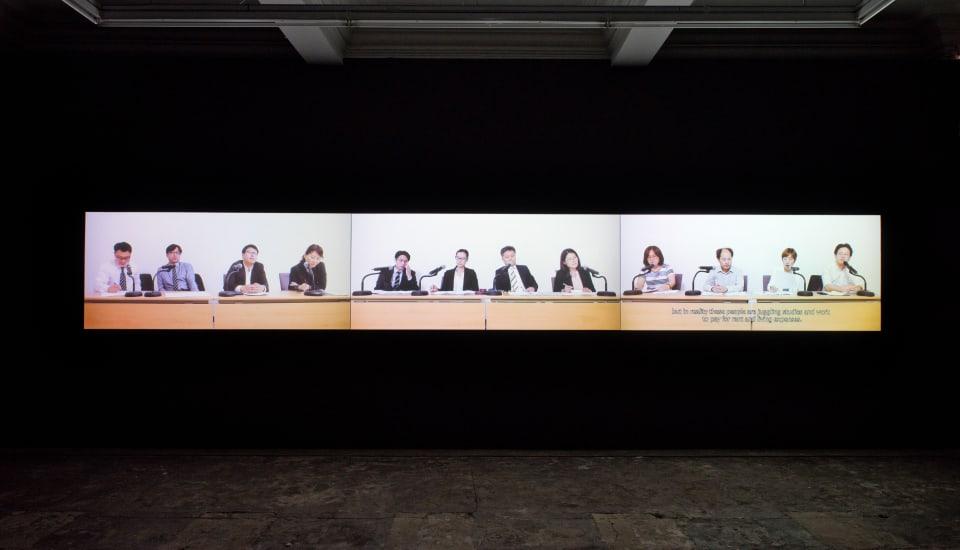 Jeamin Cha, Twelve : Workplace Gateshead 2nd - 31st March 2018, Photo: Colin Davison
