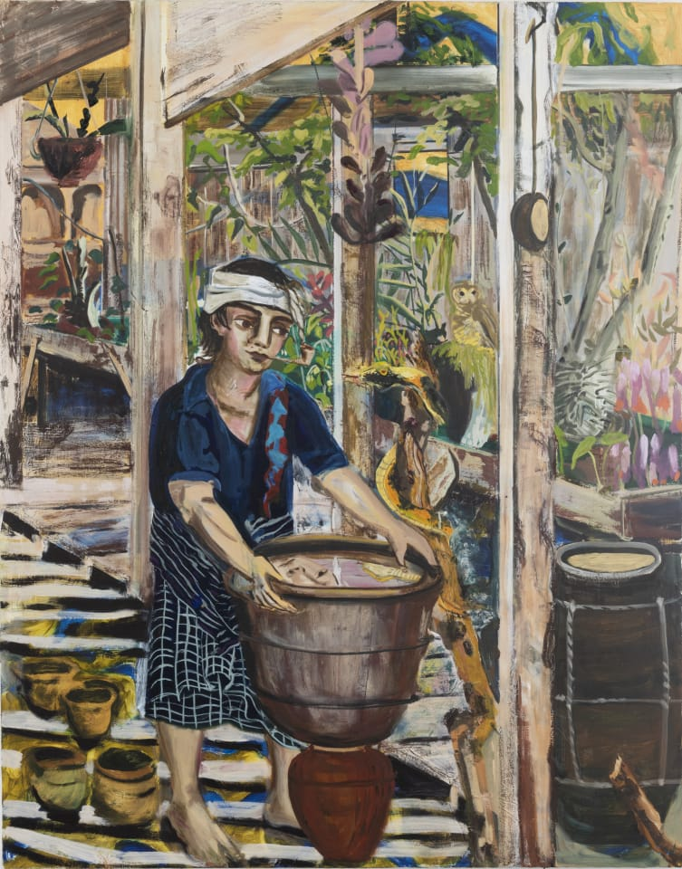 Maia Cruz Palileo, The Preparations, 2018