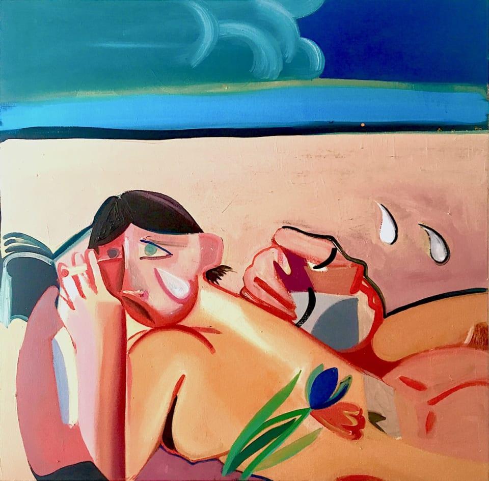 Danielle Orchard, Beach Read, 2017