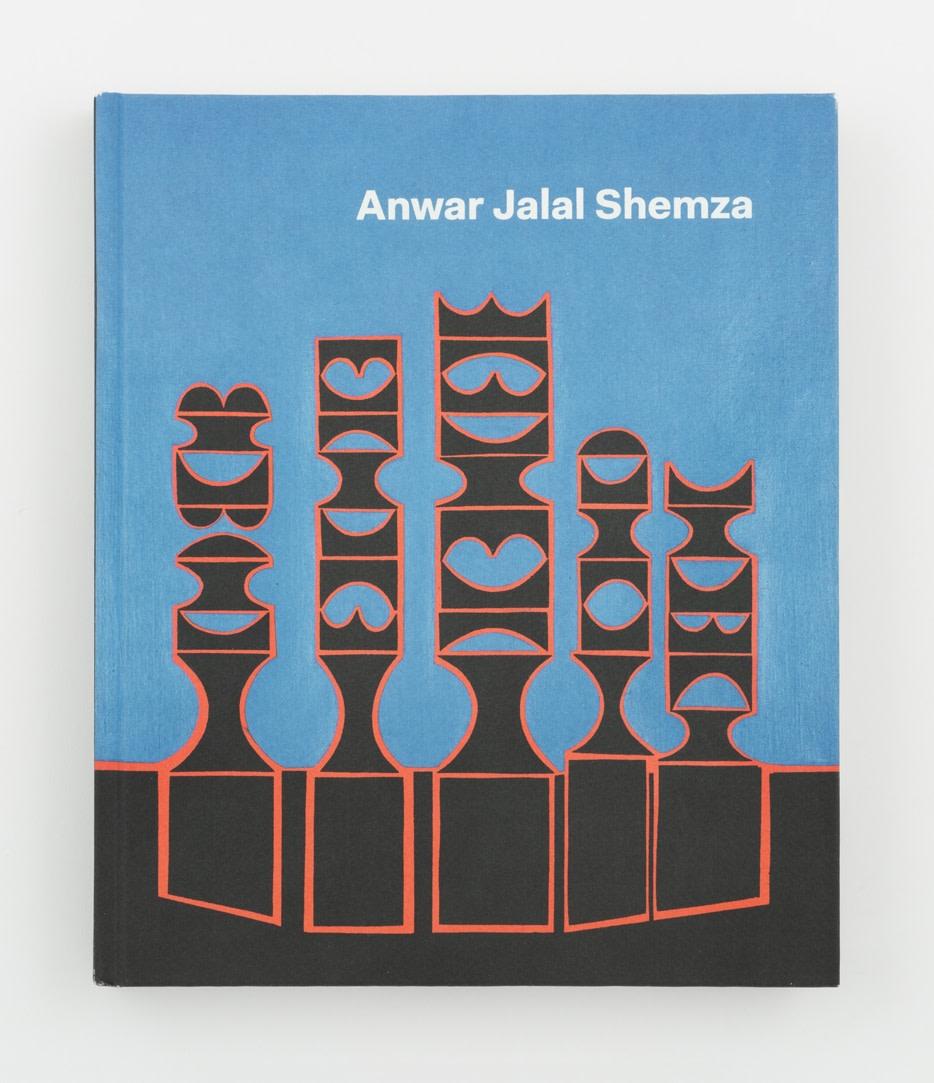 Cover of Anwar Jalal Shemza